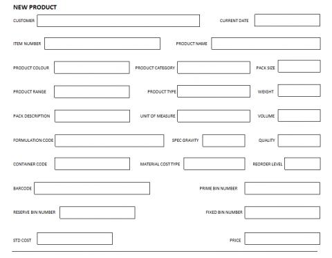 pre custom sharepoint form